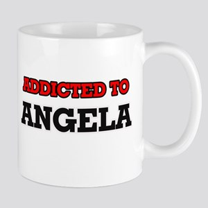 Addicted to Angela Mugs