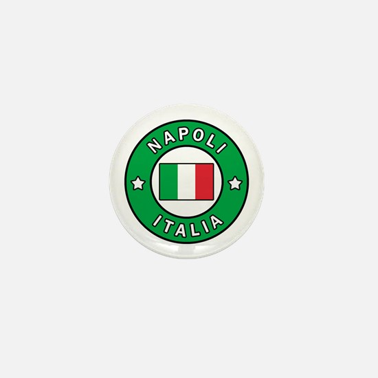 Cute Naples Mini Button