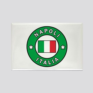Napoli Italia Magnets