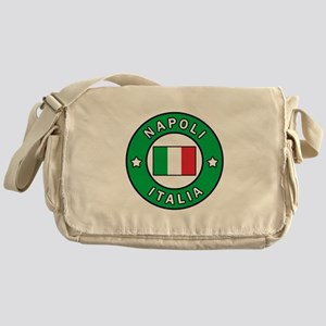 Napoli Italia Messenger Bag