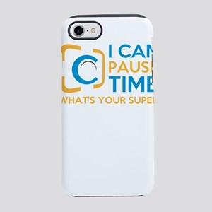 i can pause time, what's iPhone 8/7 Tough Case