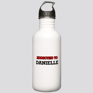 Addicted to Danielle Stainless Water Bottle 1.0L