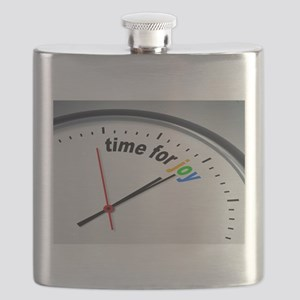 Time for joy Flask