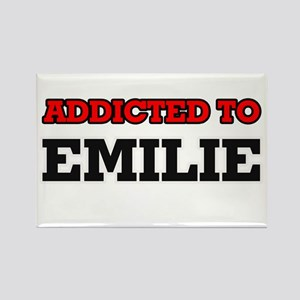 Addicted to Emilie Magnets