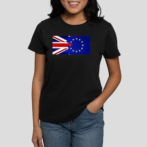 Union Jack and EU Blend T-Shirt