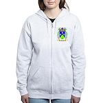 Yuspov Women's Zip Hoodie