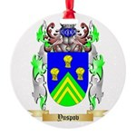 Yuspov Round Ornament