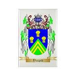 Yuspov Rectangle Magnet (10 pack)