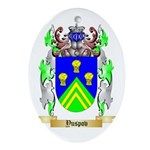 Yuspov Oval Ornament
