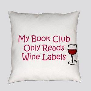 book club Everyday Pillow