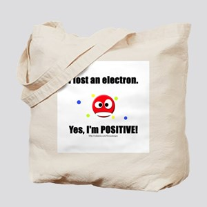Lost Electron Tote Bag