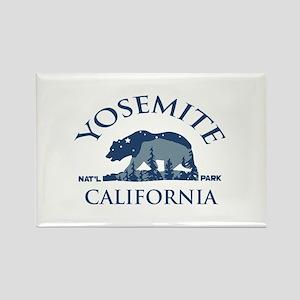 Yosemite. Rectangle Magnet Magnets