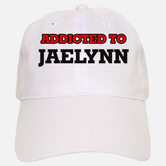 Addicted to Jaelynn Baseball Baseball Cap