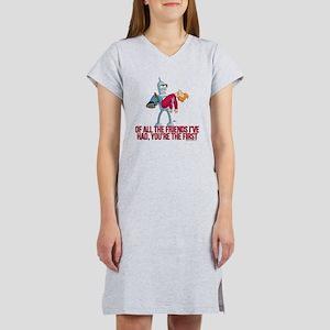 Futurama All the Friends Women's Nightshirt