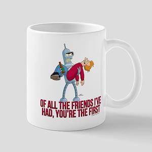 Futurama All the Friends Mug