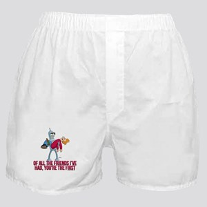 Futurama All the Friends Boxer Shorts