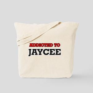 Addicted to Jaycee Tote Bag
