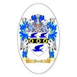 Yurek Sticker (Oval 10 pk)