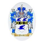 Yurek Oval Ornament