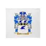 Yurchenko Throw Blanket