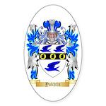 Yukhtin Sticker (Oval 50 pk)