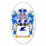 Yukhov Sticker (Oval 50 pk)