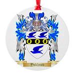 Yukhnov Round Ornament