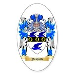 Yukhnov Sticker (Oval 50 pk)