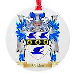 Yukhin Round Ornament