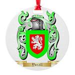 Yoxall Round Ornament