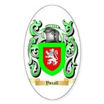 Yoxall Sticker (Oval)