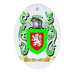Yoxall Oval Ornament