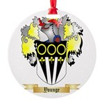 Younge Round Ornament