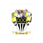Young Sticker (Rectangle 10 pk)