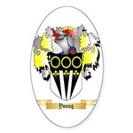 Young Sticker (Oval 50 pk)