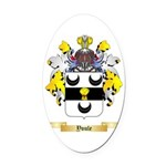 Youle Oval Car Magnet
