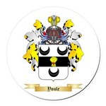 Youle Round Car Magnet