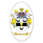 Youle Sticker (Oval 50 pk)