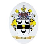 Youle Oval Ornament
