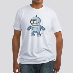 Futurama Baby Bender Light T-Shirt