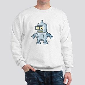 Futurama Baby Bender Light Sweatshirt