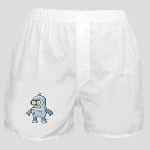 Futurama Baby Bender Light Boxer Shorts