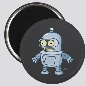 Futurama Baby Bender Full Bleed Magnets