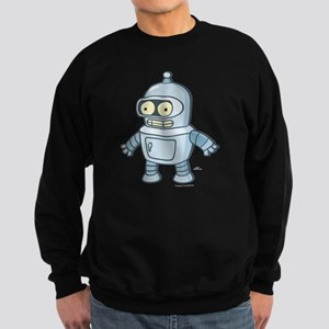 Futurama Baby Bender Dark Sweatshirt (dark)
