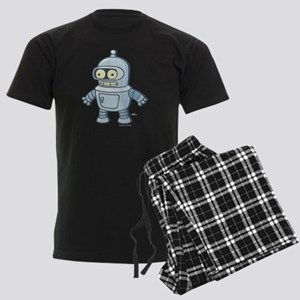 Futurama Baby Bender Dark Men's Dark Pajamas