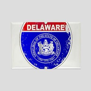Delaware Interstate Sign Magnets
