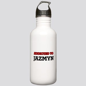 Addicted to Jazmyn Stainless Water Bottle 1.0L
