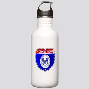 Connecticut Interstat Stainless Water Bottle 1.0L