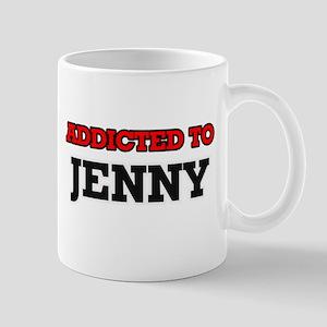 Addicted to Jenny Mugs