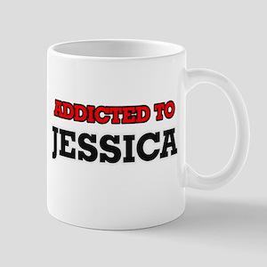 Addicted to Jessica Mugs